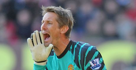Van der Sar: Set to retire