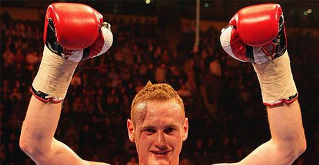 Groves: on course for DeGale