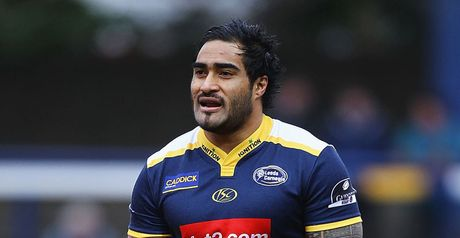 Fa'afili: Has agreed to move to Connacht