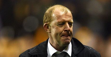 Megson: Praise for striker Morrison