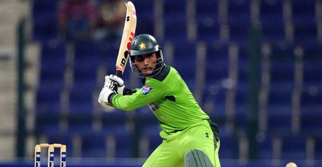 Razzaq: power-hitting masterclass