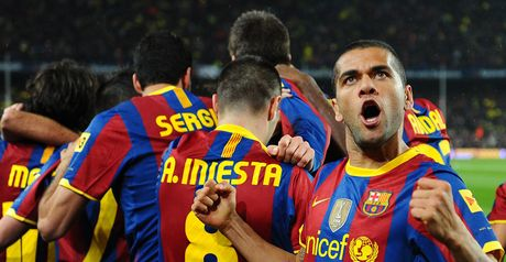 Alves: Will miss Cup game