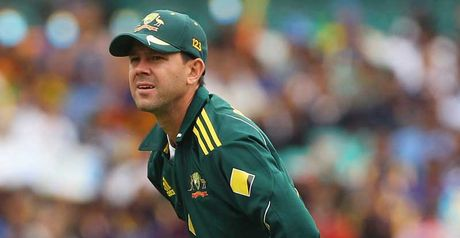 Ponting: Hits back at criticism