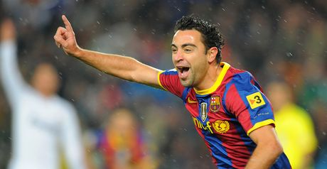 Xavi: Broke deadlock