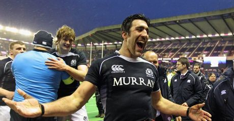 Brown: Wants to restore Scottish pride
