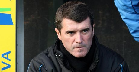 Keane: Sacked