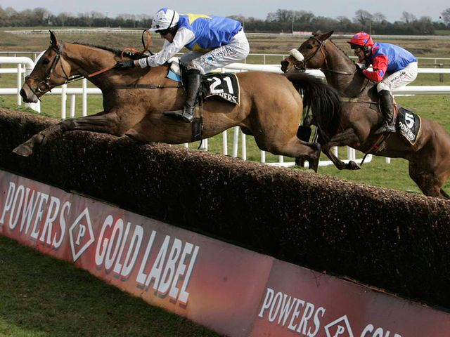 Fairyhouse: Good news