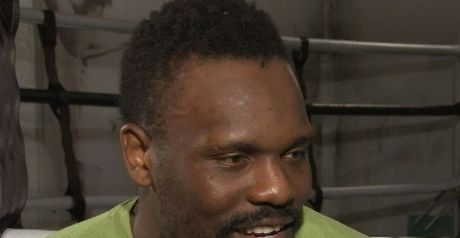 Chisora: Defending champion