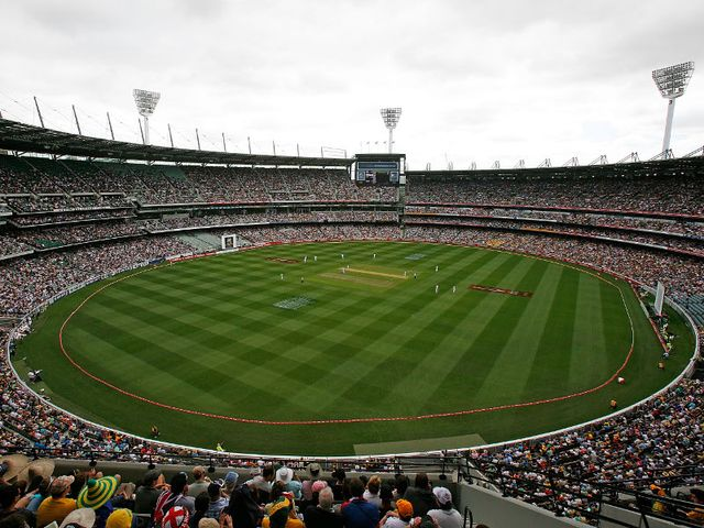 England will face the Victorians at the MCG.