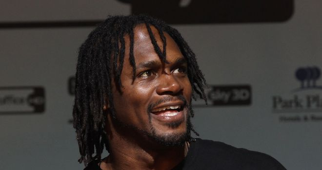 Audley Harrison: Will not return until May