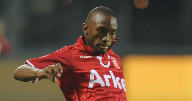 Parker: Has departed FC Twente for Kaizer Chiefs