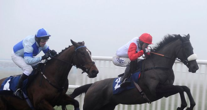 Big Buck's: Effortless victory in the Long Walk at Newbury on Wednesday