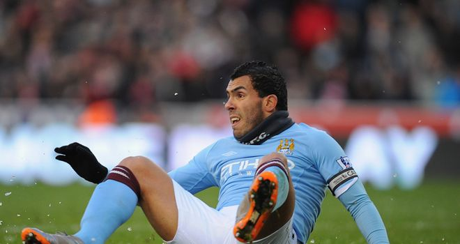Tevez: Uncertain future