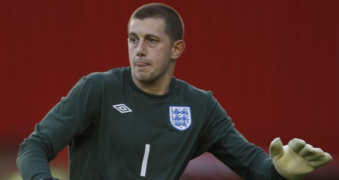 Fielding: Has been called up to the England squad for their Euro 2012 qualifiers