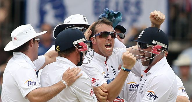 Swann: aiming for top spot in the ICC World Bowling rankings
