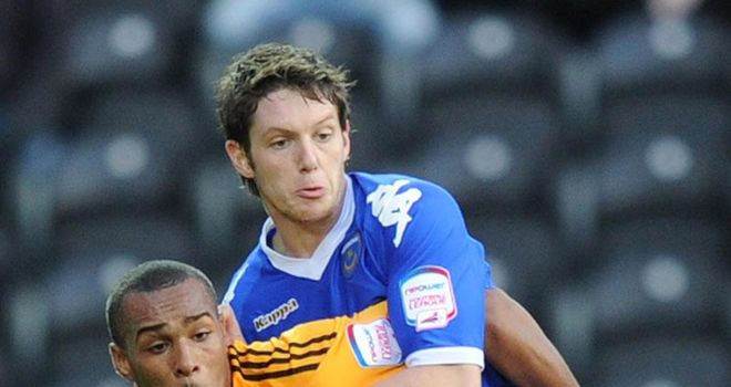 Greg Halford: Portsmouth defender wants his side to start converting their chances