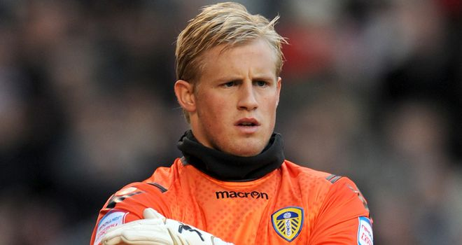 Schmeichel: Looking forward to opening a new chapter in his career with Leicester