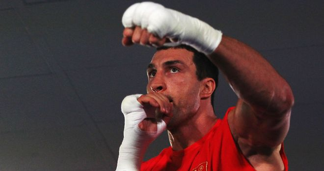 Klitschko: Still plans to fight Haye