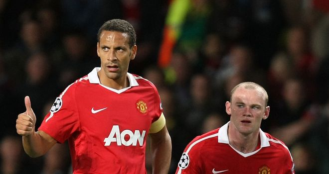 Ferdinand: Backing Rooney to shine on big stage