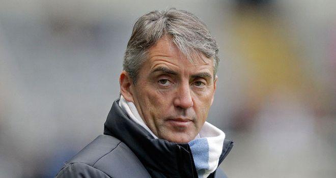 Mancini: Happy anniversary