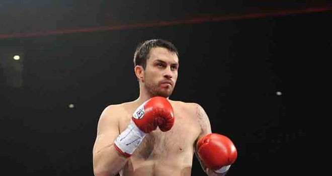 Paul Smith: Beaten by DeGale and Groves since winning the British strap (Pic leighdawneyphotography.com)