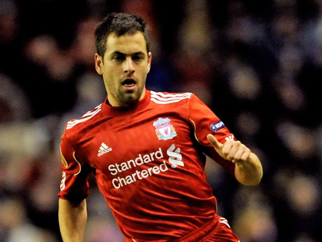 Joe Cole: Back at Liverpool