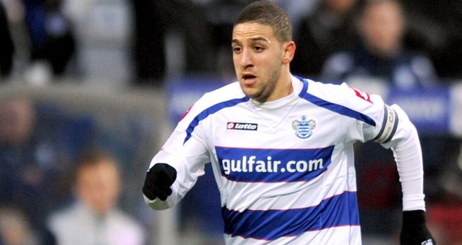 Taarabt: Reportedly the subject of an increased bid from PSG