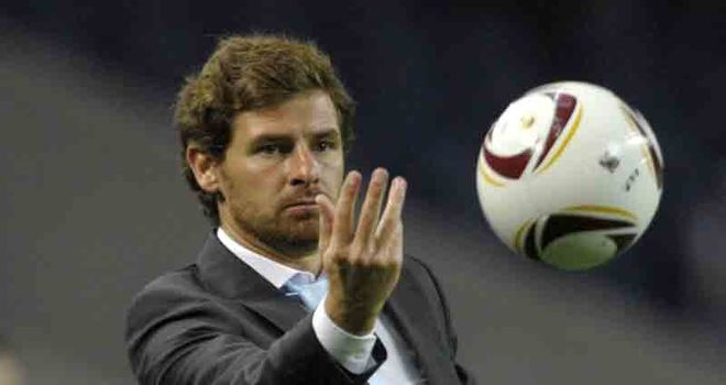 Villas-Boas: Has release clause