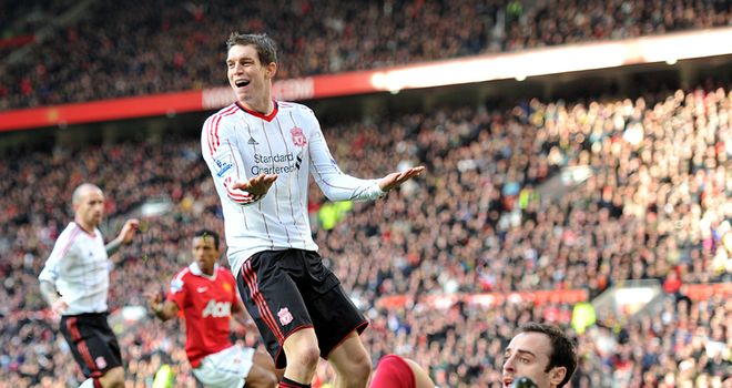 Agger: Hopes to be back to full fitness for the start of pre-season training