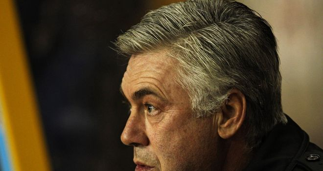 Ancelotti: Formidable home record