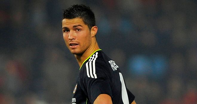 Ronaldo: Has attracted interest from AC Milan owner Berlusconi