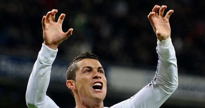 Ronaldo: Should be fit to face Spurs