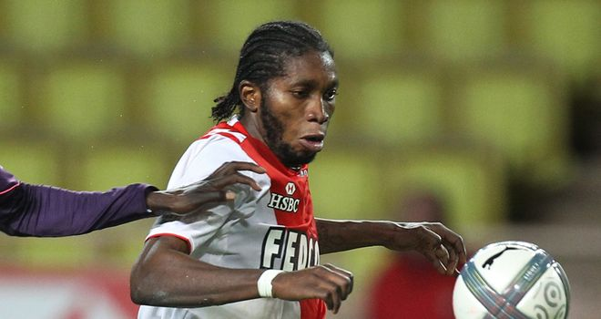 Dieumerci Mbokani: Happy to stay at Anderlecht