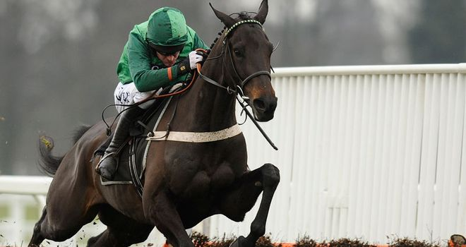 Grandouet: Faces big test at Cheltenham as connections plot spring targets