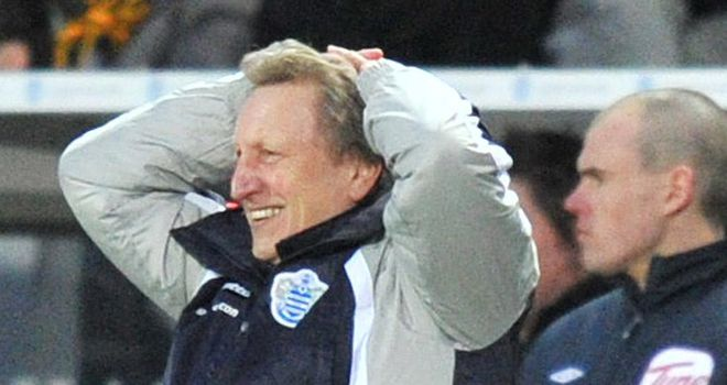 Warnock: Will have his work cut out before the end of the transfer deadline