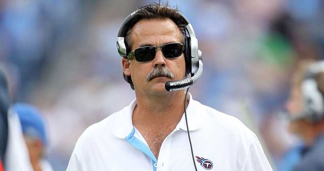 Jeff Fisher: Taking head coaching role in St Louis