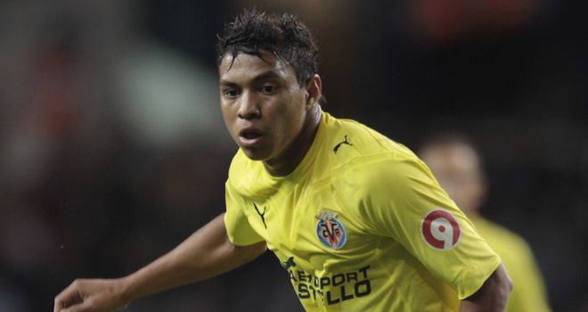 Jefferson Montero: Former Villarreal winger was wanted by Wigan