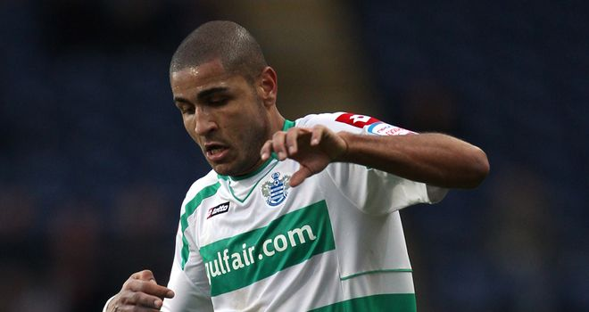 Clarke: Back at Loftus Road after ending loan spell at Preston