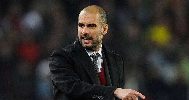 Guardiola: Barca lose but go through