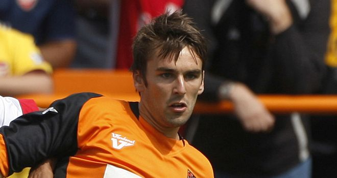 Ricky Holmes: Battling for Barnet