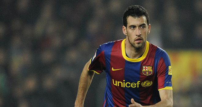 Busquets: Facing investigation over alleged racist abuse