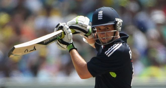 Davies: Supported by cricket community