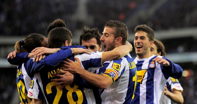 Espanyol: 1-0 winners at Sociedad