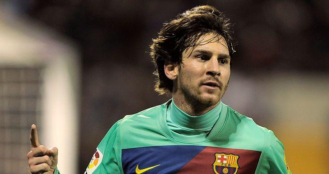 Lionel Messi's Barcelona are involved
