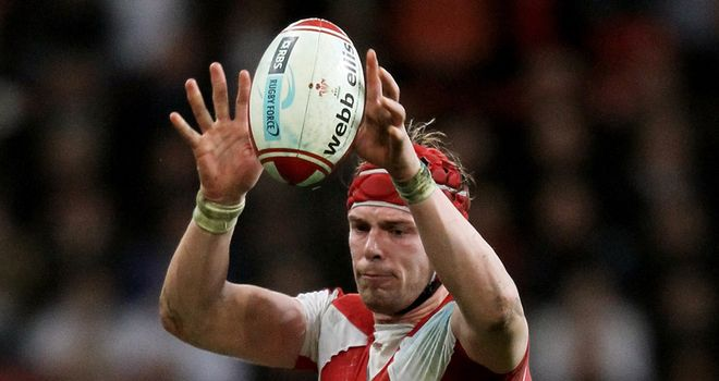 Jones: Wants Wales to be shrewd