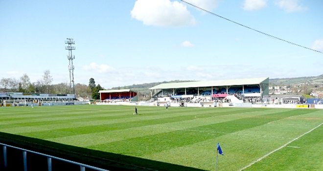 Twerton Park: The home of Bath City