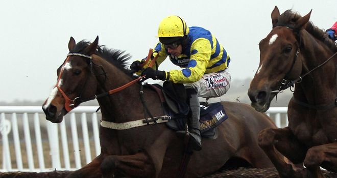 Blazing Bailey battles to win at Ffos Las