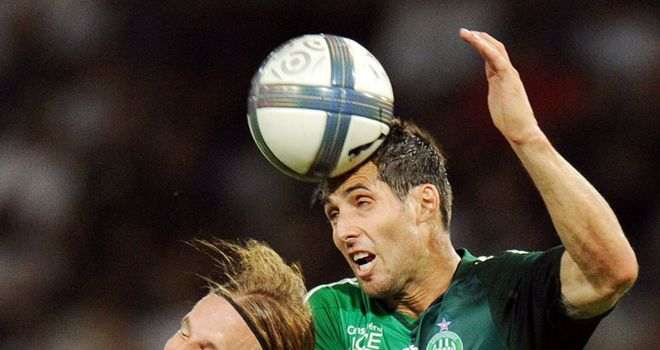 Bocanegra: Rangers target not for sale at St Etienne