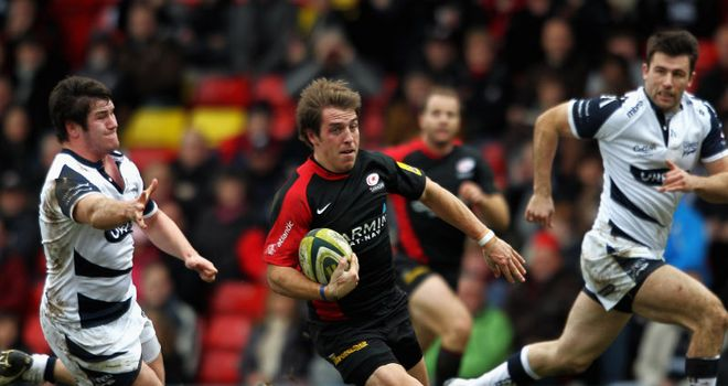 Wyles: New deal to remain at Sarries