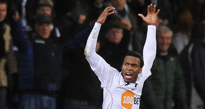 Sturridge: Bolton's last-gasp matchwinner over Wolves